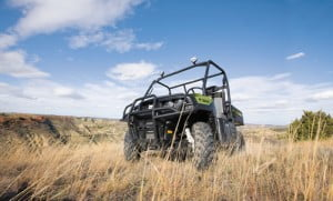 3400 4x4 Utility Vehicle (UTV)