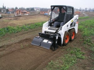 Bobcat S100 at Border Bobcat South Wales