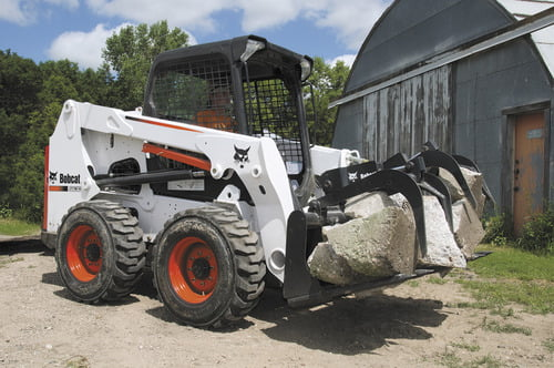 Skid Steer Loaders Archives - Border Bobcat Wales | bobcat loaders
