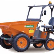 Ausa D150RM - 1,500 kg Rigid chassis