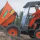Ausa D150RMA - 1,500 kg Rigid chassis