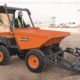 Ausa D201RHG - 2,000 kg Rigid chassis