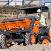 Ausa D250RHG - 2,500 kg Rigid chassis