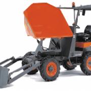 Ausa D300RHG - 3,000 kg Rigid chassis
