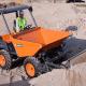 Ausa D300RM - 3,000 kg Rigid chassis