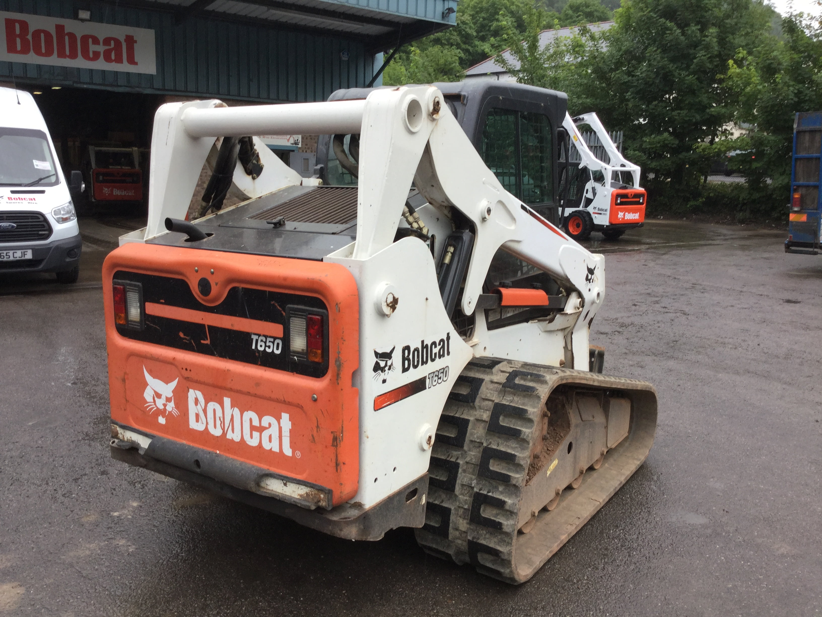 Used Plant Loaders Archives - Border Bobcat Wales | bobcat ...