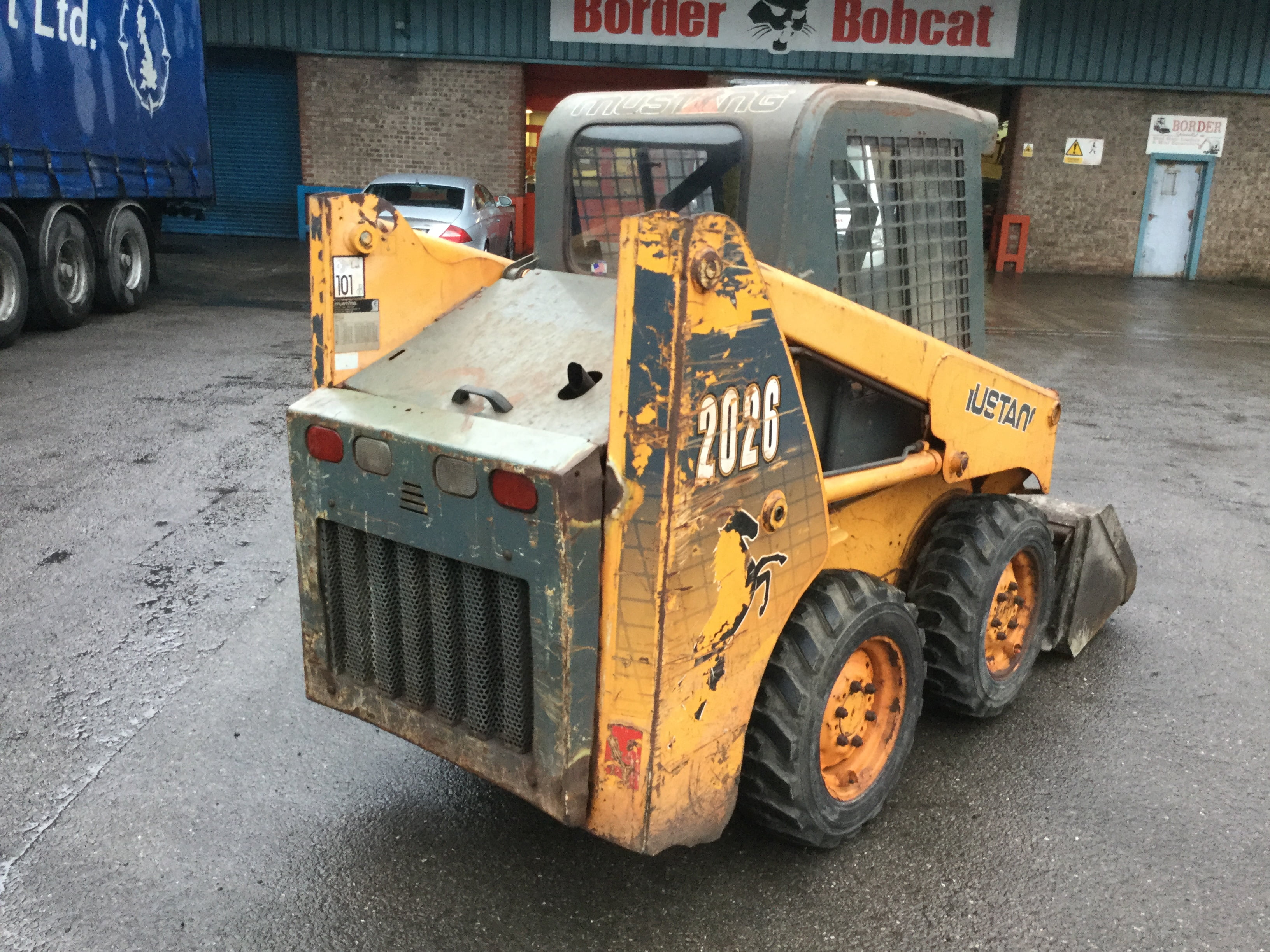 Bobcat Skid Steer >> Used Plant Archives - Border Bobcat Wales | bobcat loaders, bobcat skid loaders, bobcat skid ...